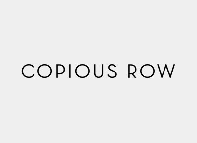 Copious Row | Retailers | LRA clients