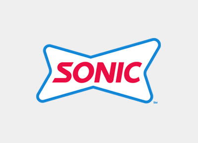 SONIC Drive-Ins   LRA Retailers