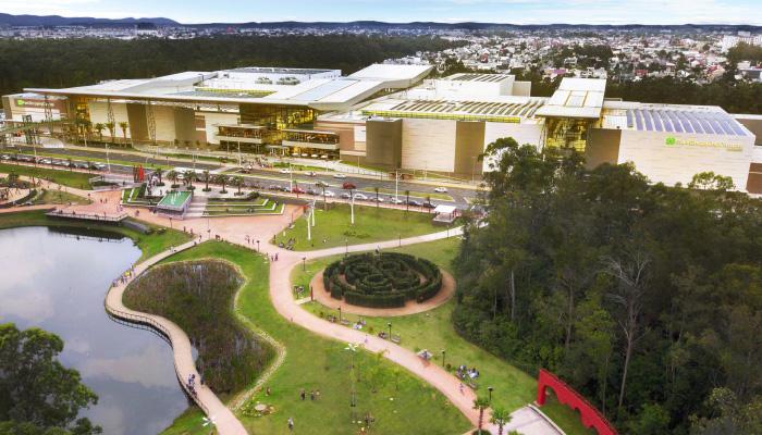 Evolución de los centros comerciales en Latinoamérica