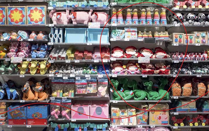 German variety retailer