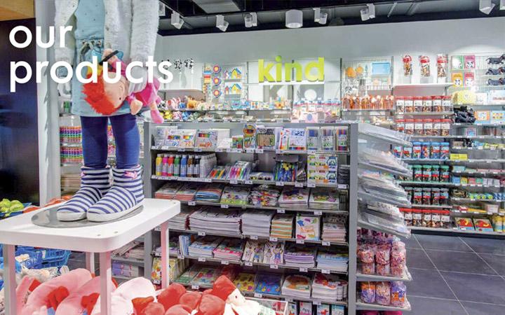 Variety retailer