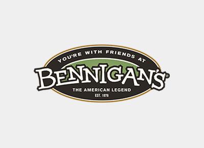 Bennigans | Retailers | LRA clients