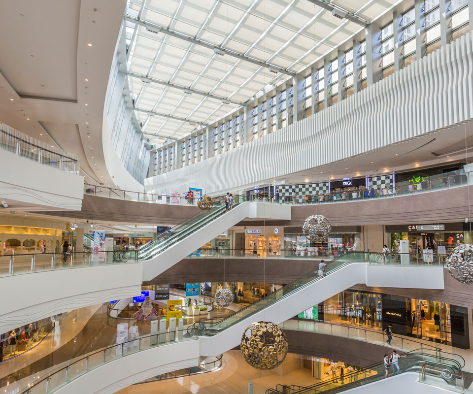 Shopping center leasing | LRA services
