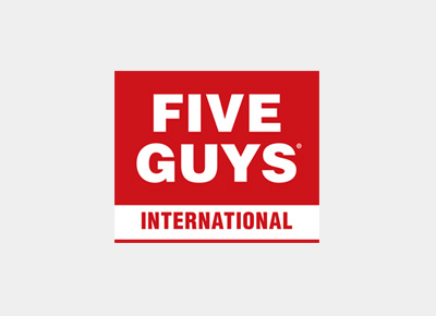 Five guys international - retail