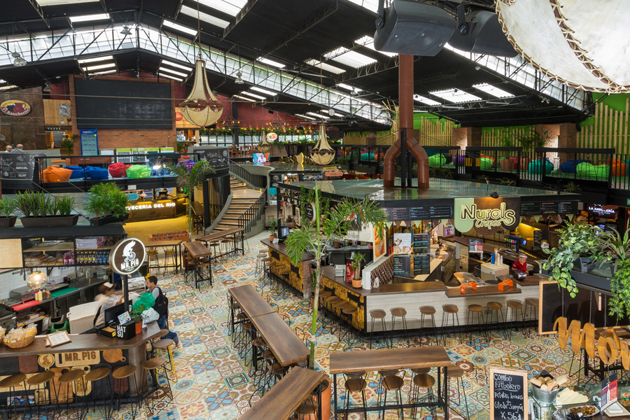 Mercado del Río | Armada, Proyectos Inmobilarios